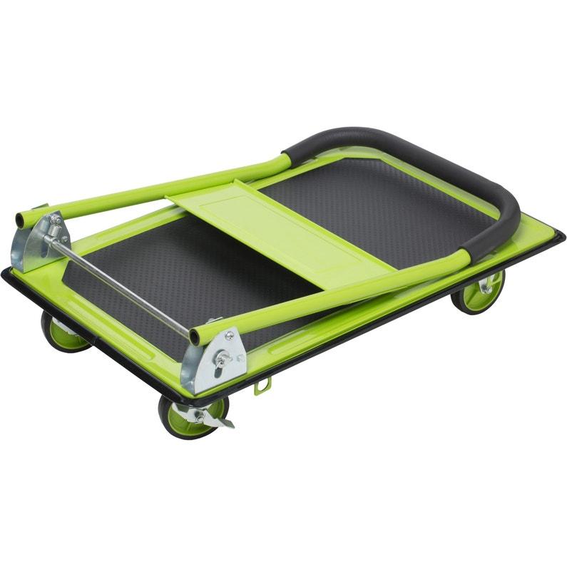 Chariot Pliable Standers Charge Garantie 150 Kg