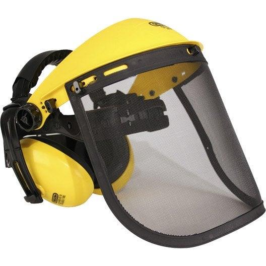 Visière et protège-oreilles Q515061 OREGON