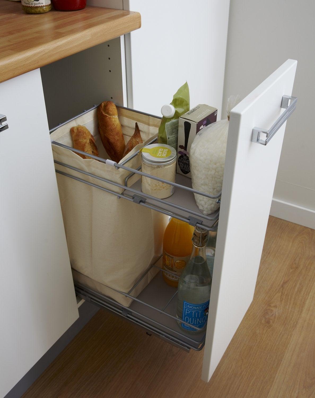 Organiser l 39 int rieur des tiroirs et des caissons de for Amenagement interieur caisson cuisine
