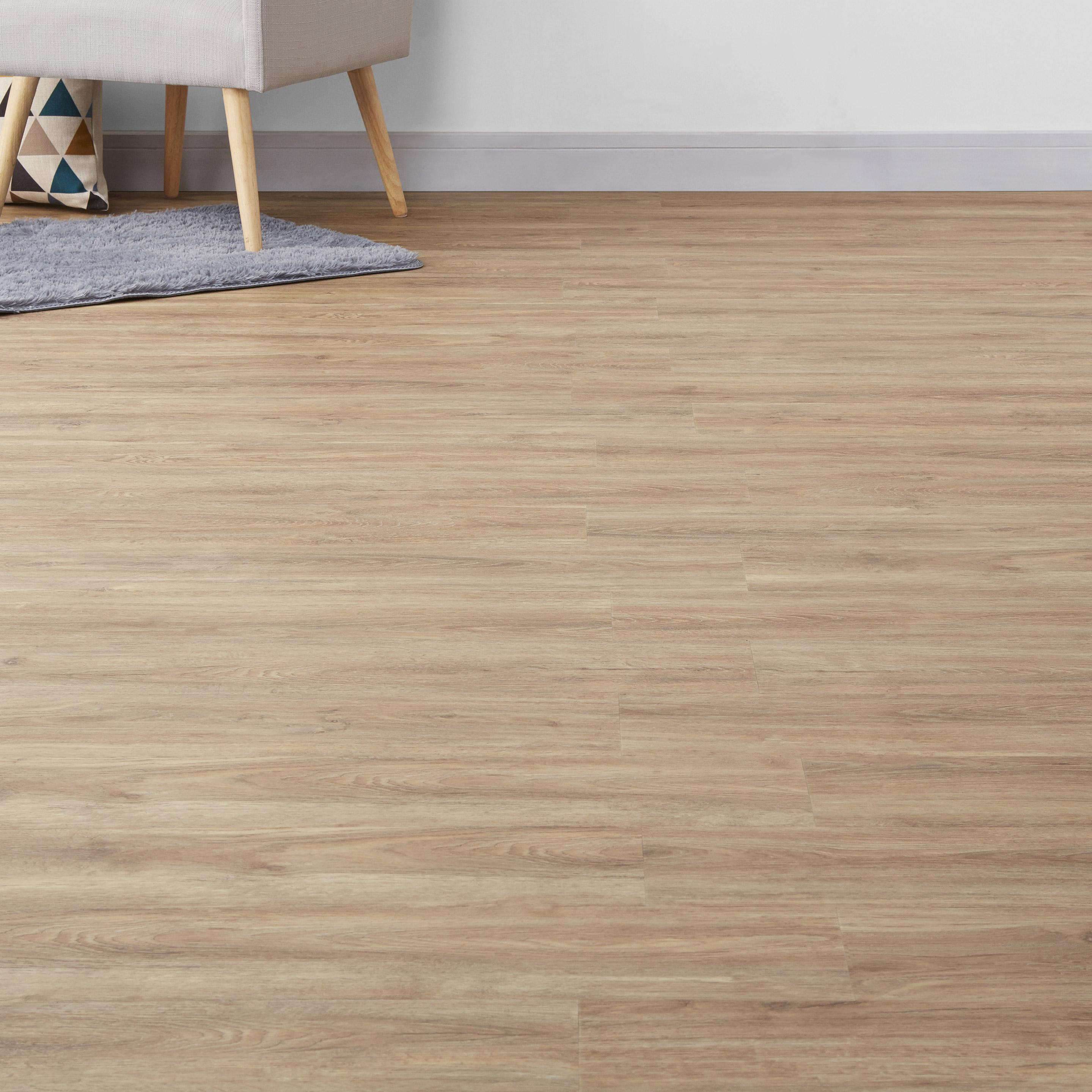Lame PVC à clipser intenso ARTENS Timeless oak naturel