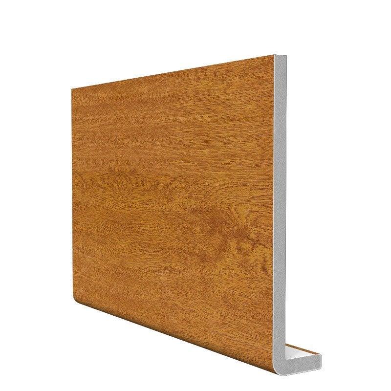 bandeau de rive de toiture ch ne pvc l 3 m x mm leroy merlin. Black Bedroom Furniture Sets. Home Design Ideas