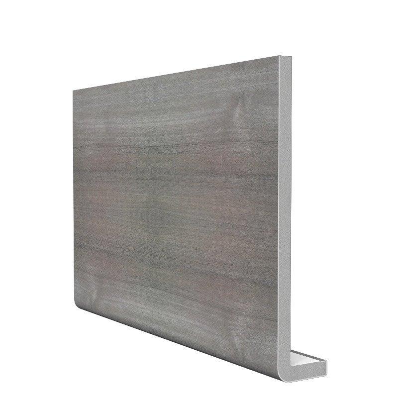 bandeau de rive de toiture teck pvc l 3 m x mm leroy merlin. Black Bedroom Furniture Sets. Home Design Ideas