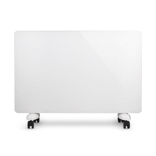 panneau rayonnant mobile lectrique equation path2 1500 w leroy merlin. Black Bedroom Furniture Sets. Home Design Ideas