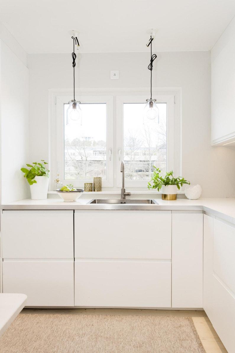 Nettoyer Meuble Cuisine Mat peinture mur cuisine et bains syntilor blanc mat 2 l