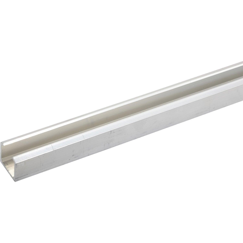 Rail Aluminium Pour Portes Coulissantes HETTICH