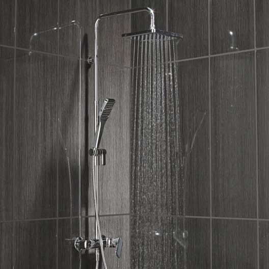colonne de douche parapluie