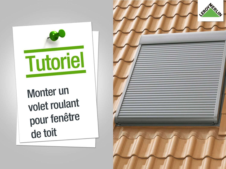 Couvrir un toit avec des tuiles plates ou des ardoises for Installer des volets roulants