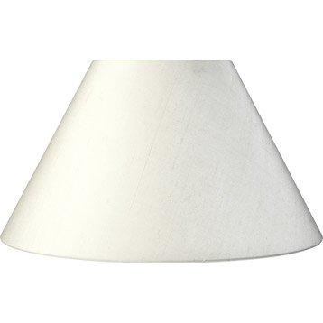 Abat-jour Sweet, 40 cm, toiline, blanc ivoire n°3 INSPIRE