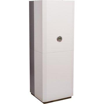 Chaudière gaz à condensation accumulée VERGNE Sc2 24.28c+ gp +kit