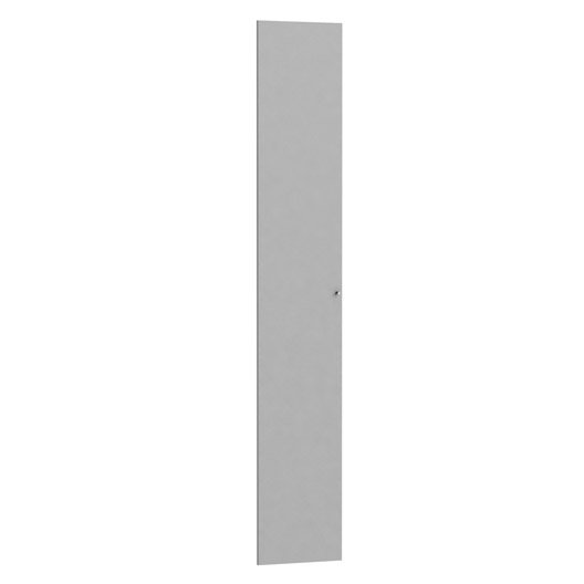 Porte battante spaceo home 240 x 40 x 1 6 cm anthracite leroy merlin - Porte battante leroy merlin ...