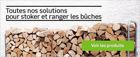 HOP Stockage bois