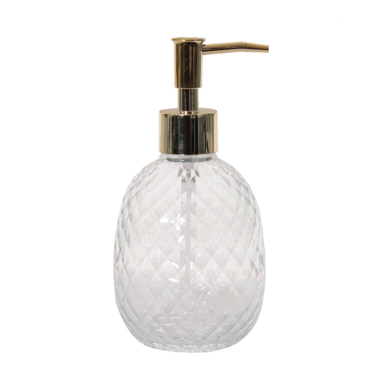 Distributeur de savon verre Rio, transparent