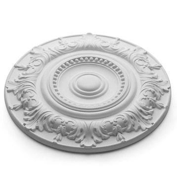 Rosace De Plafond Et Cabochon Au Meilleur Prix Leroy Merlin