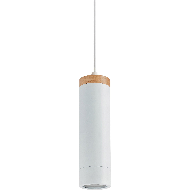 Suspension Minaki GU10 INSPIRE, fer, blanc