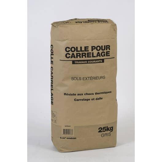 mortier colle int rieur ext rieur 1er prix 25kg leroy merlin. Black Bedroom Furniture Sets. Home Design Ideas