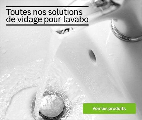 HOP - Famille- Vidage lavabo