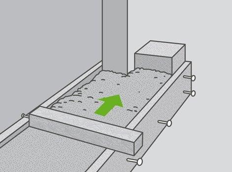 Comment Réaliser Un Appui De Fenêtre Ou Un Seuil De Baie En Béton - Seuil de porte en beton