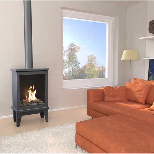 poele a mazout leroy merlin. Black Bedroom Furniture Sets. Home Design Ideas