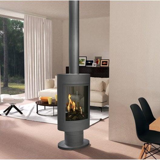 po le au gaz naturel au meilleur prix leroy merlin. Black Bedroom Furniture Sets. Home Design Ideas