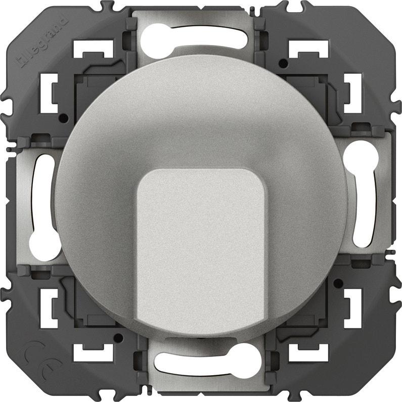 Sortie De Câble Dooxie Legrand Aluminium