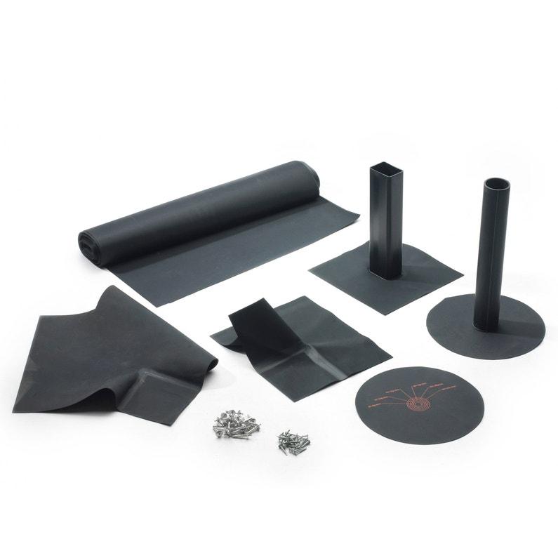 Pièce De Raccord Membrane Détanchéité Easygum Gris L003 X L00003 M