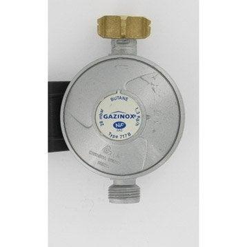 Détendeur pour gaz butane 28 millibars 1.3kg, GAZINOX