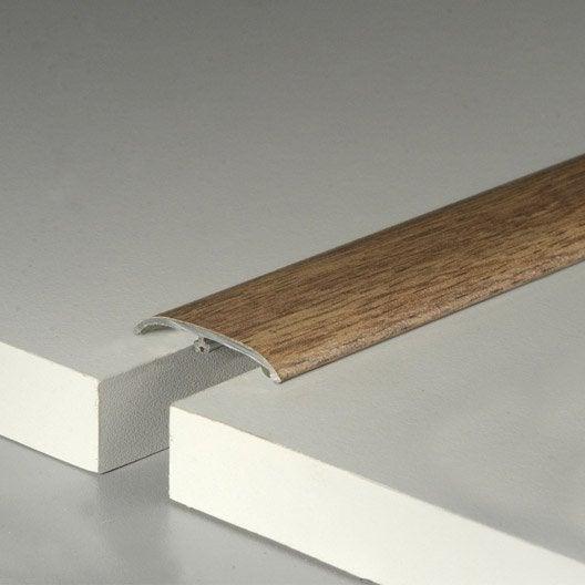 barre de seuil malte pour sol stratifi cm x mm. Black Bedroom Furniture Sets. Home Design Ideas