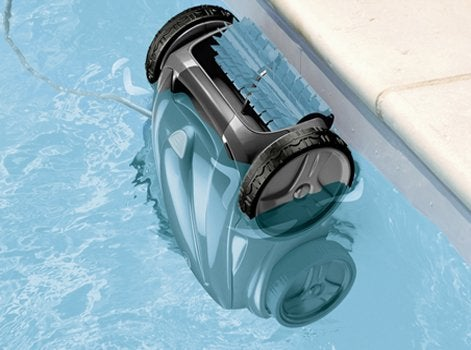 Comment choisir son robot piscine leroy merlin for Robot pour piscine