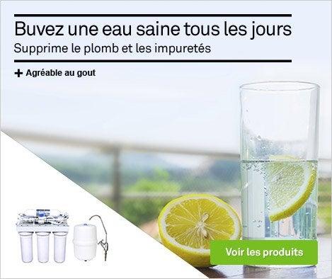 Sous Famille - Centrale de traitement pour eau de boisson