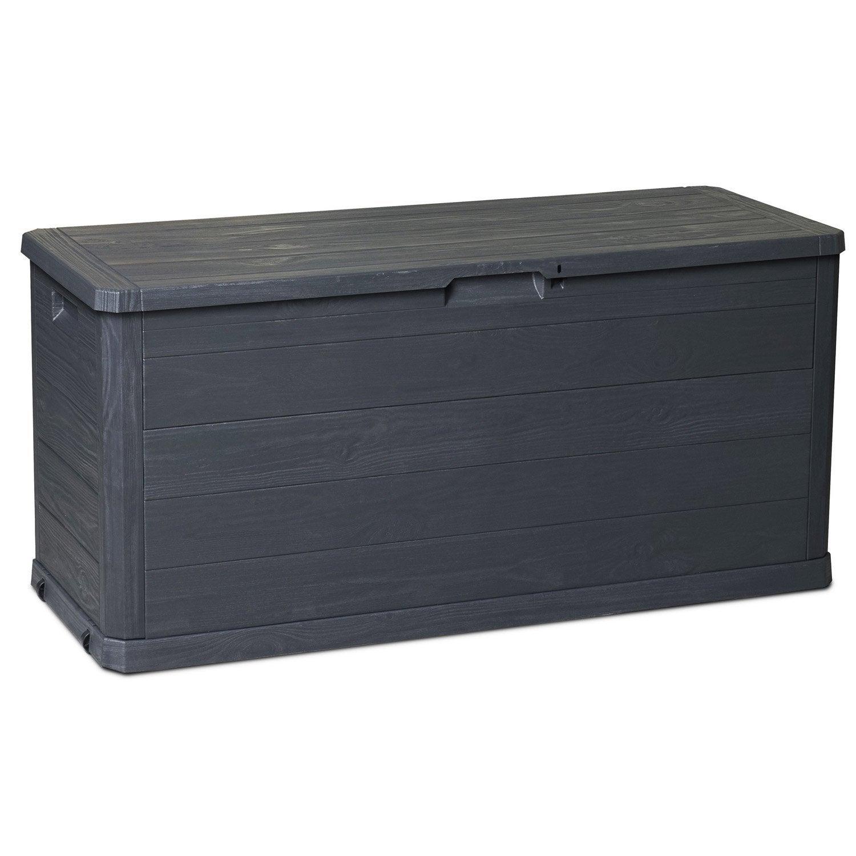 coffre de rangement exterieur etanche simple banc coffre. Black Bedroom Furniture Sets. Home Design Ideas