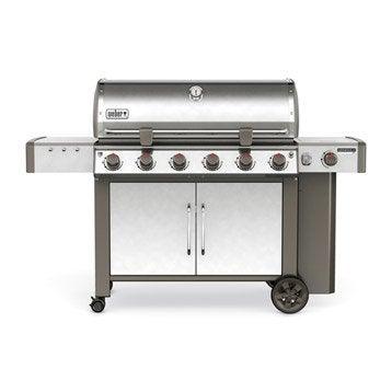 Barbecue au gaz WEBER Genesis 2 s640, inox