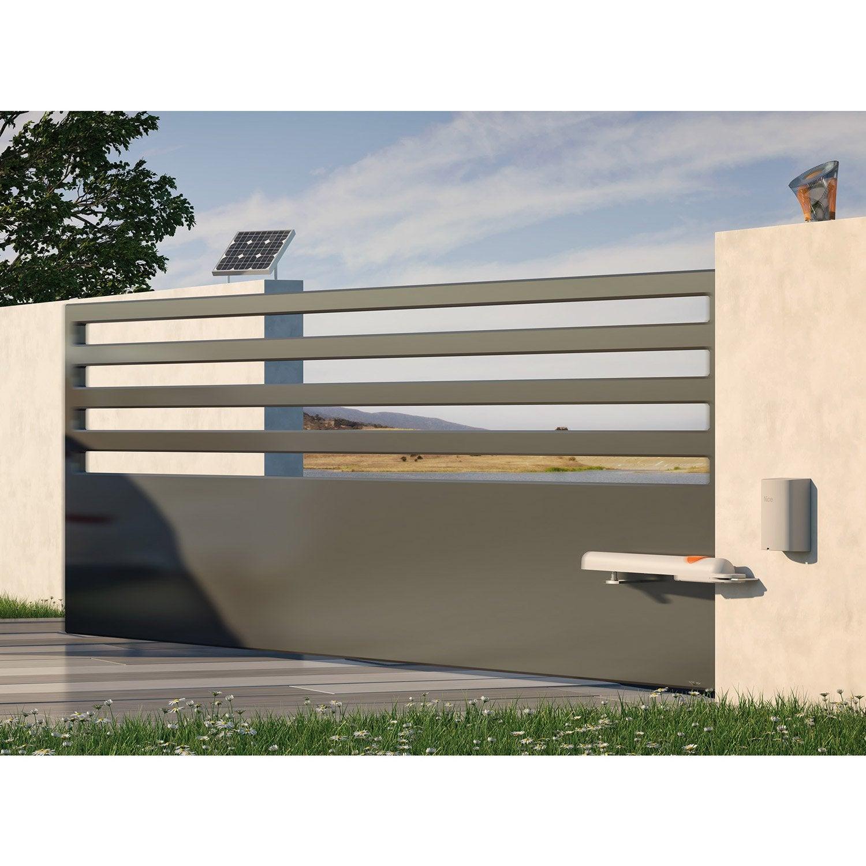 motorisation de portail v rins nice home aria 401 leroy merlin. Black Bedroom Furniture Sets. Home Design Ideas