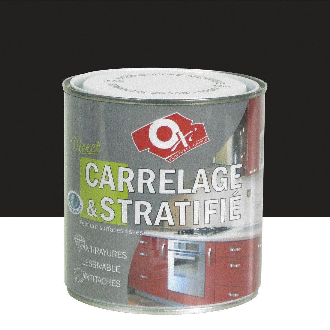 Peinture Ox Oxytol Carbone 0 5 L Leroy Merlin
