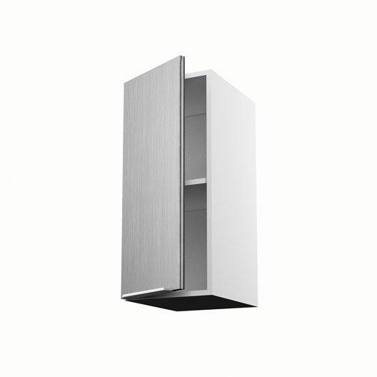 Meuble De Cuisine Haut D Cor Aluminium 1 Porte Stil X