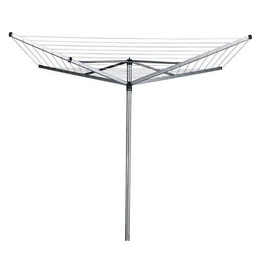 etendoir s choir parapluie ext rieur jardin leroy merlin. Black Bedroom Furniture Sets. Home Design Ideas