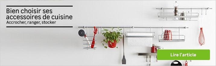 Bien choisir ses accessoires de cuisine