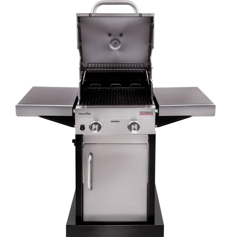 Barbecue Au Gaz Char Broil Performance 220 S Inox