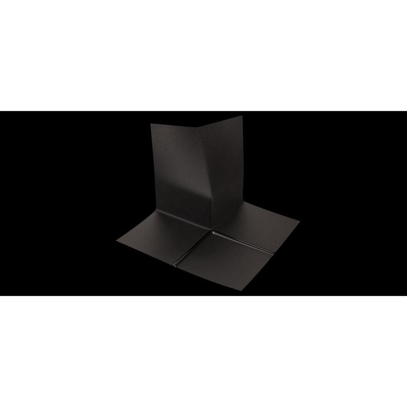 Coin Extérieur Pour Membrane Détanchéité Easygum Gris L005 X L0015 M