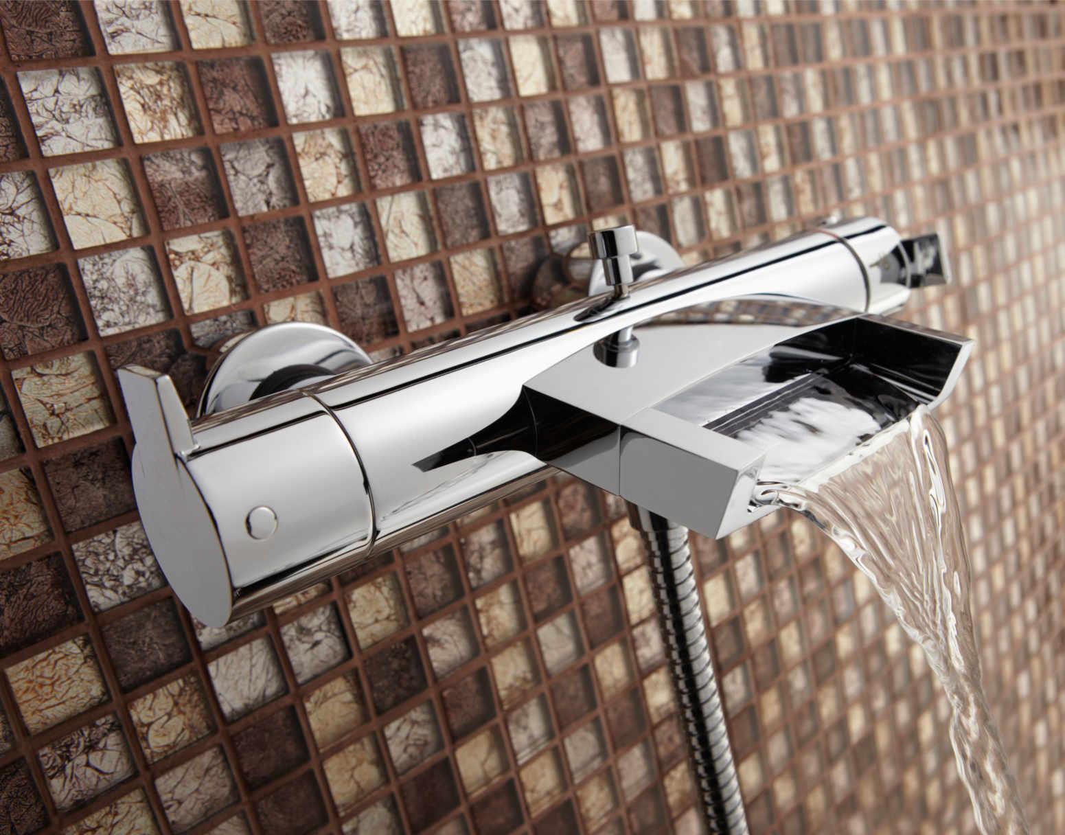 Changer un mitigeur de baignoire excellent dmontez la - Reparer mitigeur thermostatique douche ...