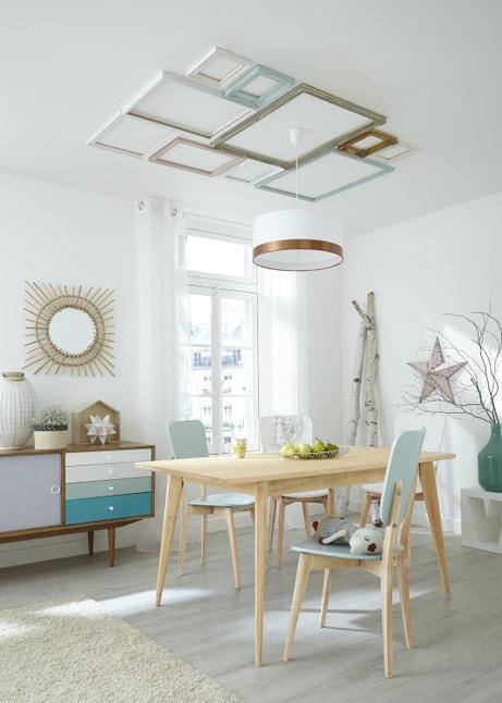 Imaginez votre salon leroy merlin - Plafond pour aide a la complementaire sante ...