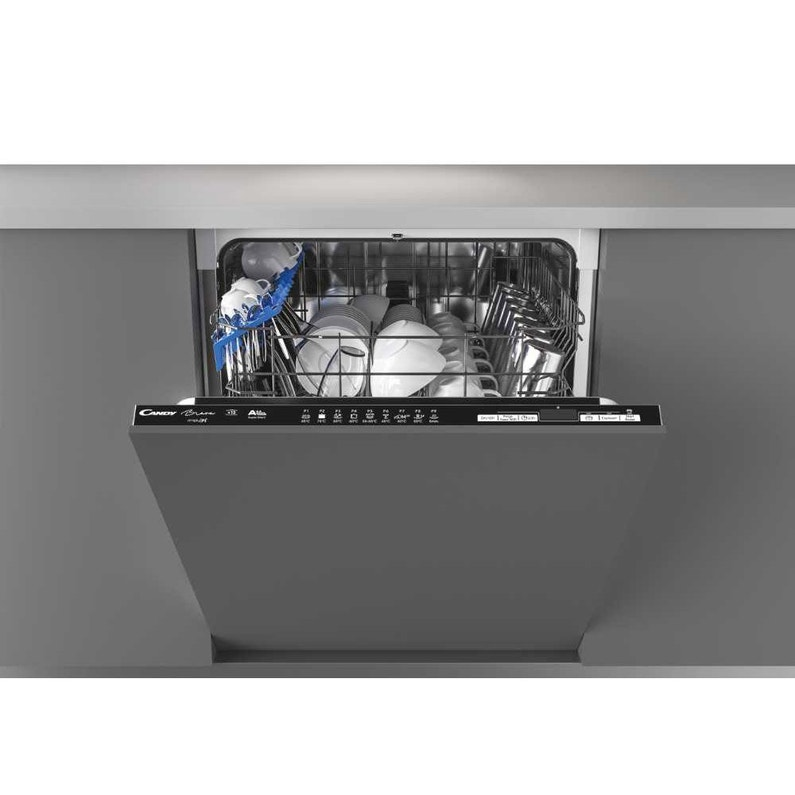 Lave Vaisselle Tout Intégrable L598 Cm Candy 13 Couverts Wifi Simplyfi