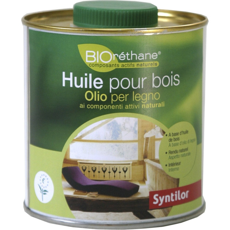 Huile Meuble Et Objets Nature Protect Syntilor 0 5 L Chene Leroy