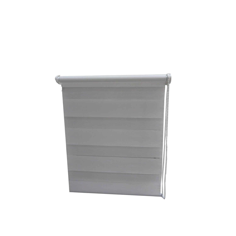 Store Enrouleur Jour / Nuit, Blanc, 42/45 X 180 Cm