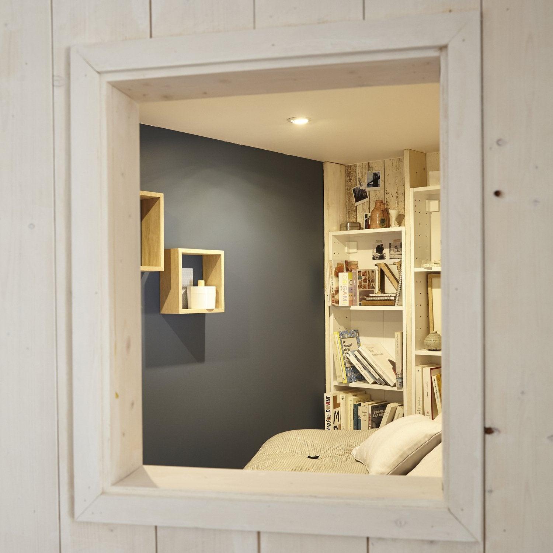 une cuisine fa on atelier d 39 artiste leroy merlin. Black Bedroom Furniture Sets. Home Design Ideas