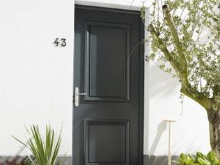 Awesome Poser Une Porte De Jardin Contemporary - House Design ...