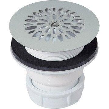 Bonde receveur de douche, Diam.60 mm, EQUATION