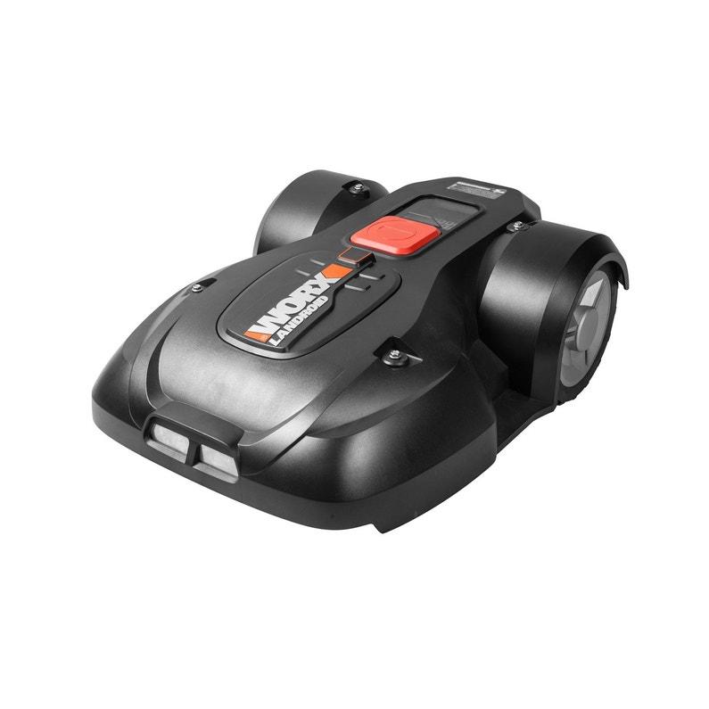 Robot Tondeuse Connecté Worx L1500 Wifi 1500 M