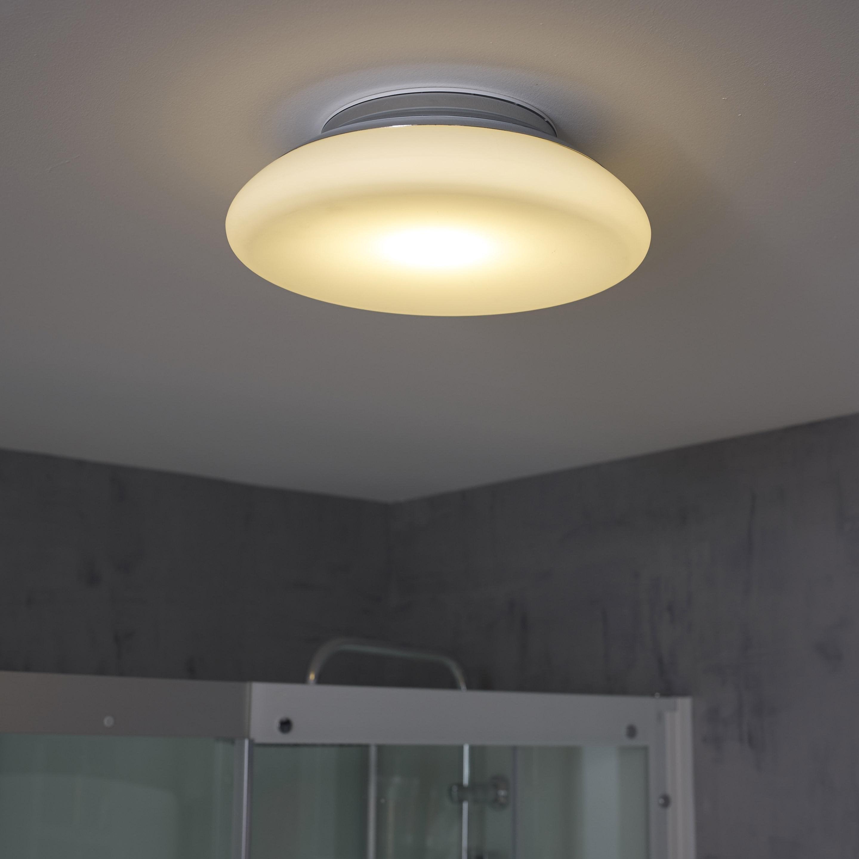 Plafonnier Volta, LED 1 x 16 W, LED intégrée changement de couleurs et de blancs