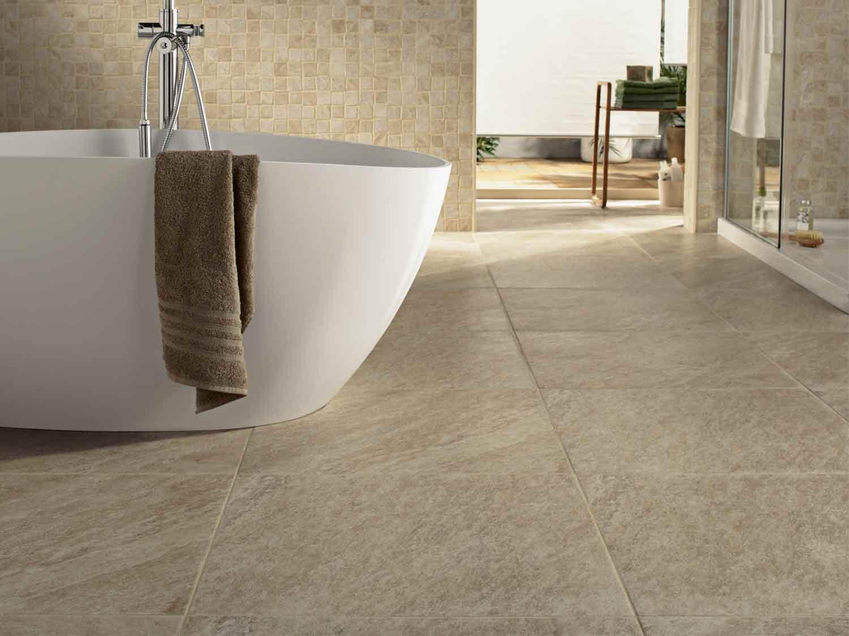 Interesting bien choisir son sol de salle de bains with for Fenetre salle de bain leroy merlin