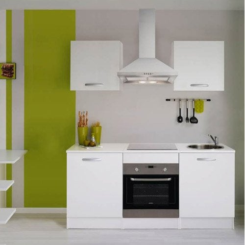 meuble de cuisine cuisine am nag e cuisine quip e en kit leroy merlin. Black Bedroom Furniture Sets. Home Design Ideas